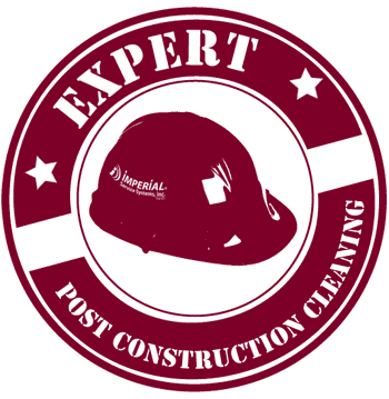 Expert Post Construction Cleaning offered by Imperial Service Systems - Janitorial service, Chicago Area
